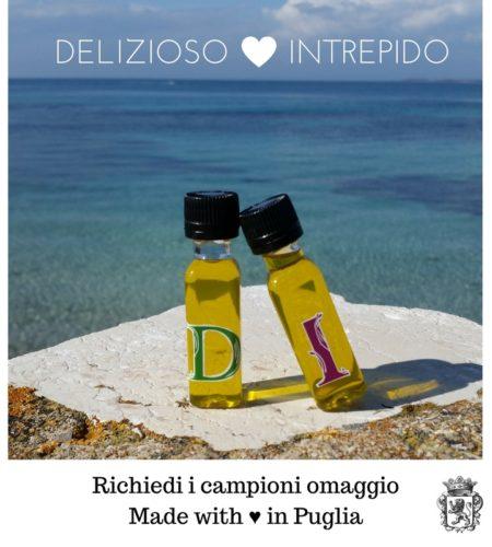 Delizioso & Intrepido: campioni omaggio!